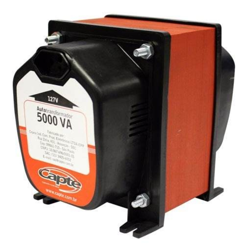 Capte - Auto transformador 5000VA - 3500W Capte